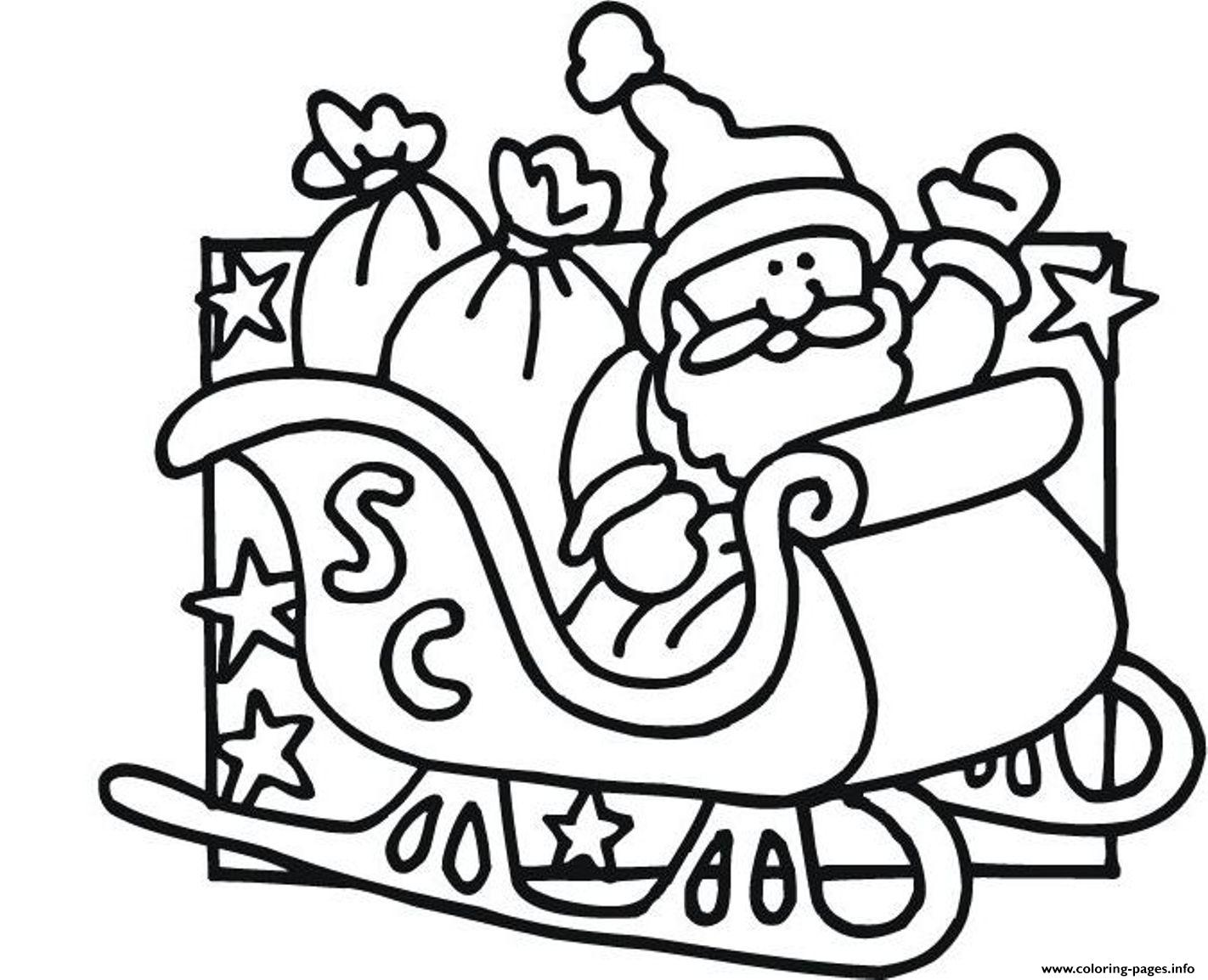 Santa Online Coloring Pages With Of Claus2174 Printable