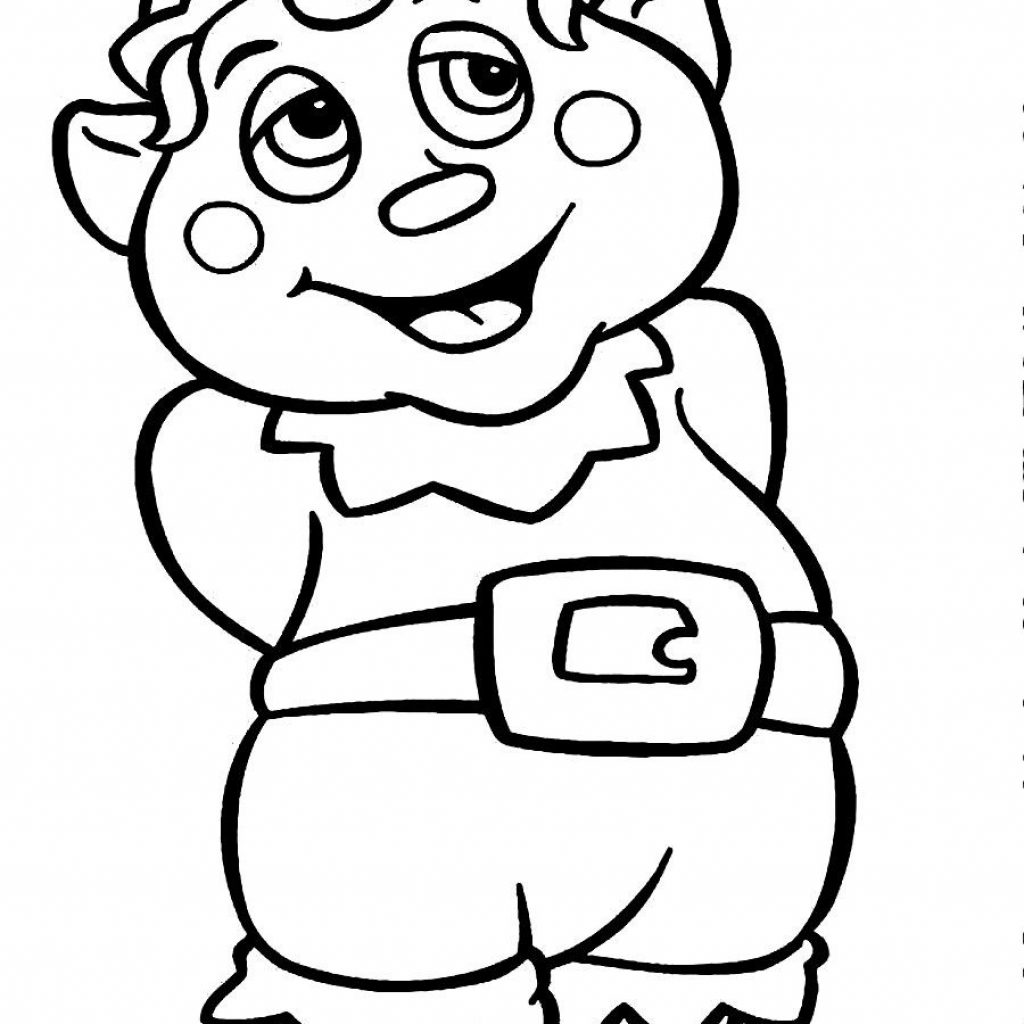 Santa S Elf Coloring Pages Printable With Elves Page Source Mcg 4 Wordsare Me