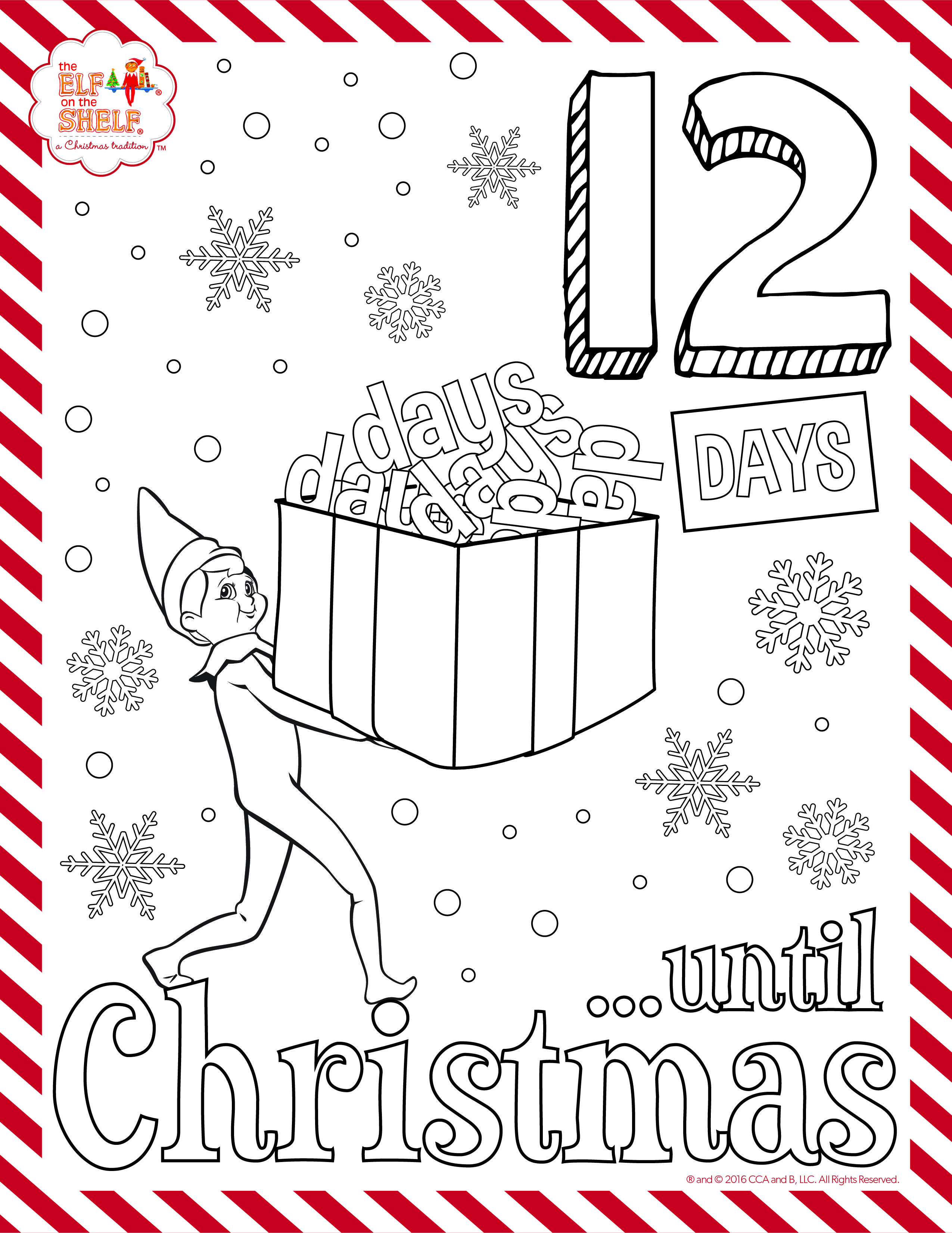 Santa S Grotto Colouring Pages With Http Www Tetonsports Com Giveaway Contest Htm WLbewBIrJhE In 2018