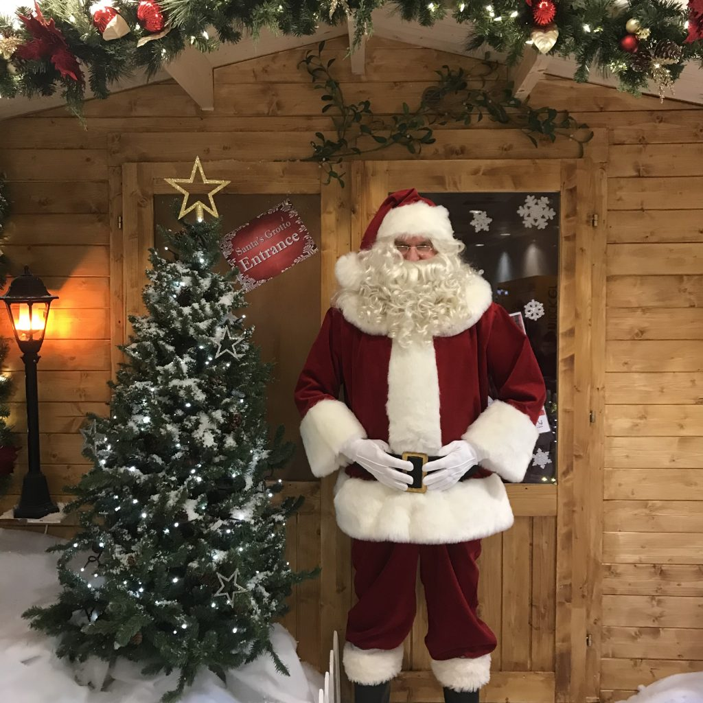 Santa S Grotto Colouring With FREE At The Belfry East Surrey
