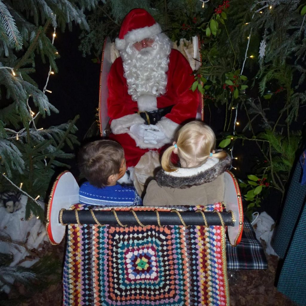 santa-s-grotto-colouring-with-is-through-the-wardrobe-in-narnia-at-penshurst-place-news