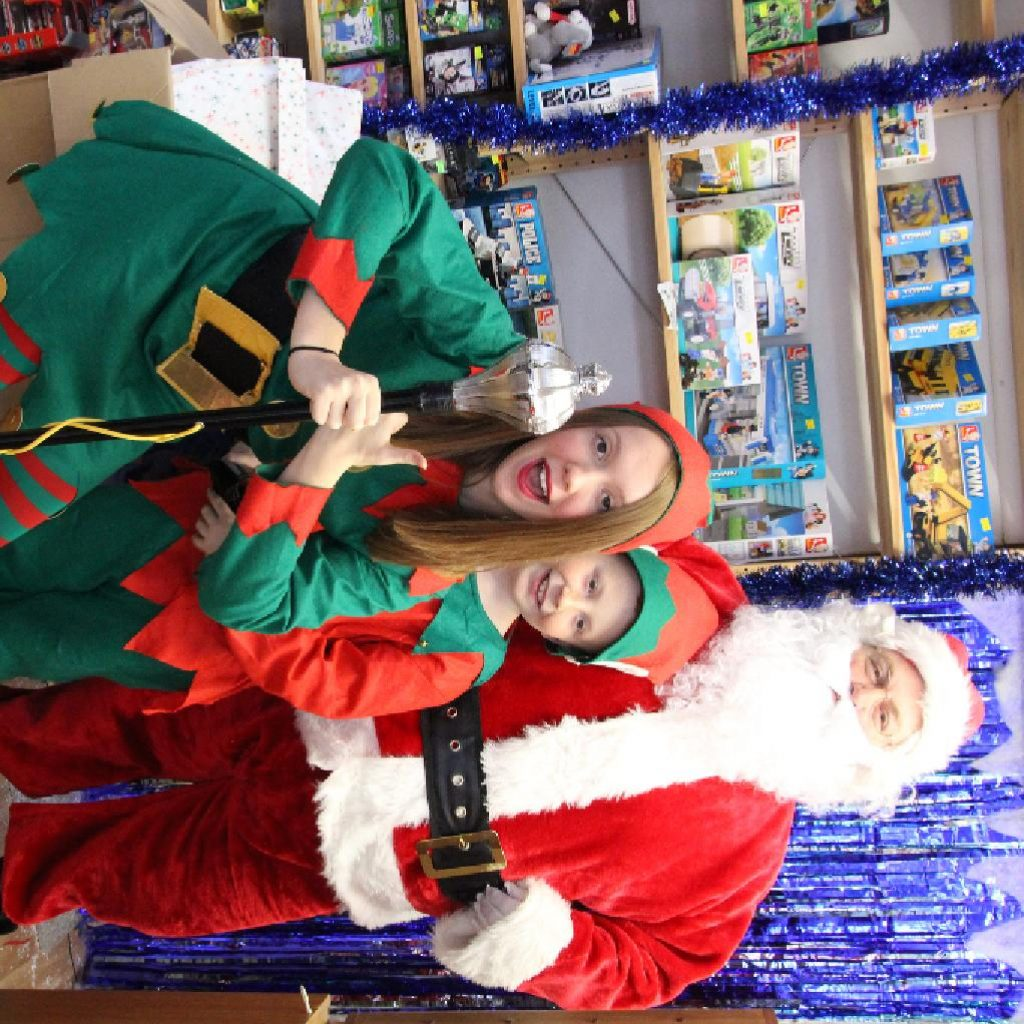 Santa S Grotto Colouring With Things2Do Toys Puzzles And Sweets Poole Sat 9th