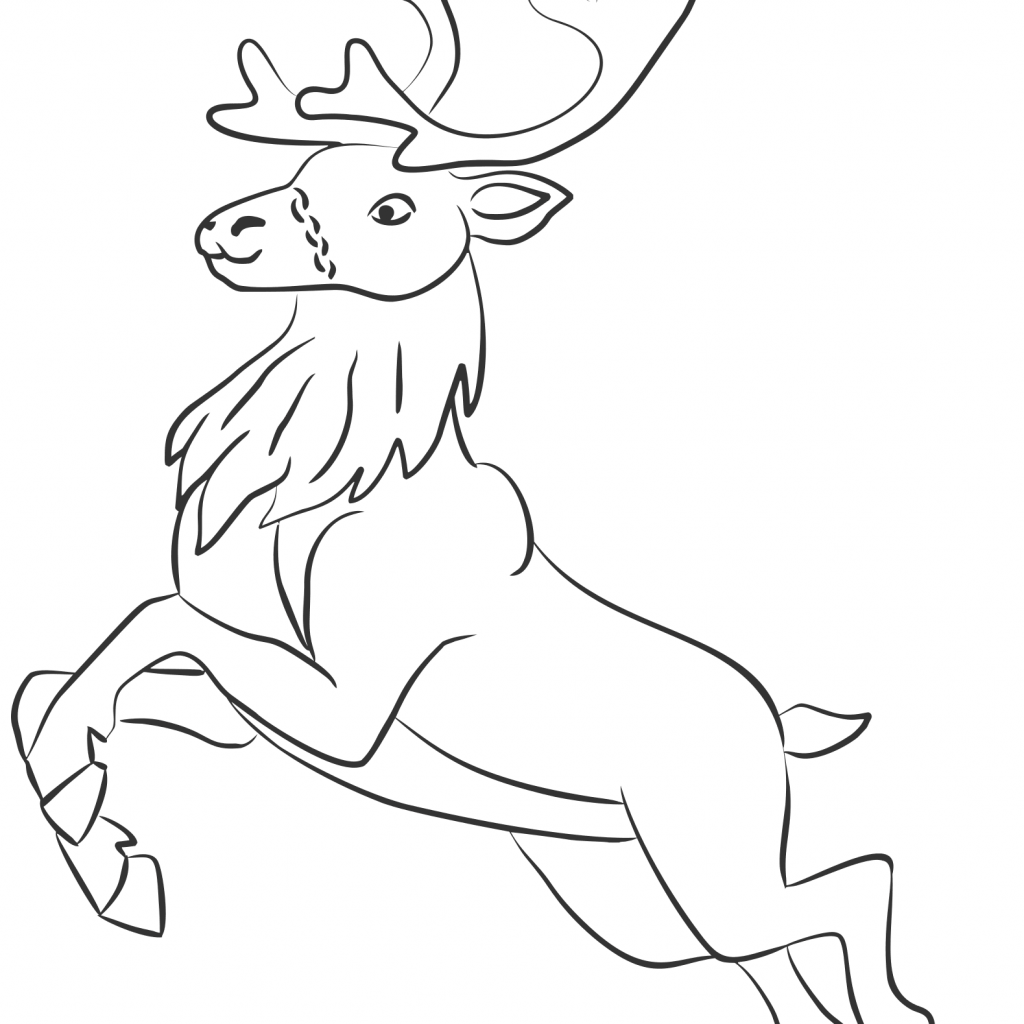 santa-s-reindeer-coloring-sheets-with-claus-page-free-printable-pages