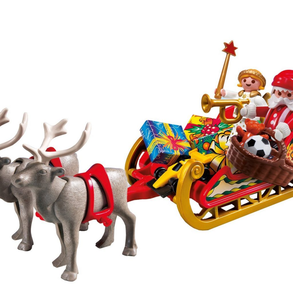 Santa S Slay Coloring Pages With Sleigh Pictures Free Download Best