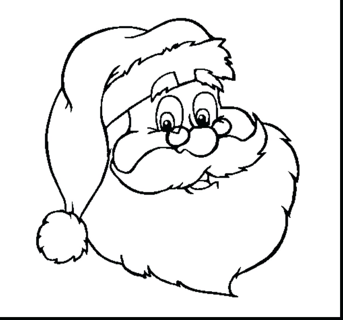 Santa Surfing Coloring Page With Collection Of Color Download Them And Try To Solve