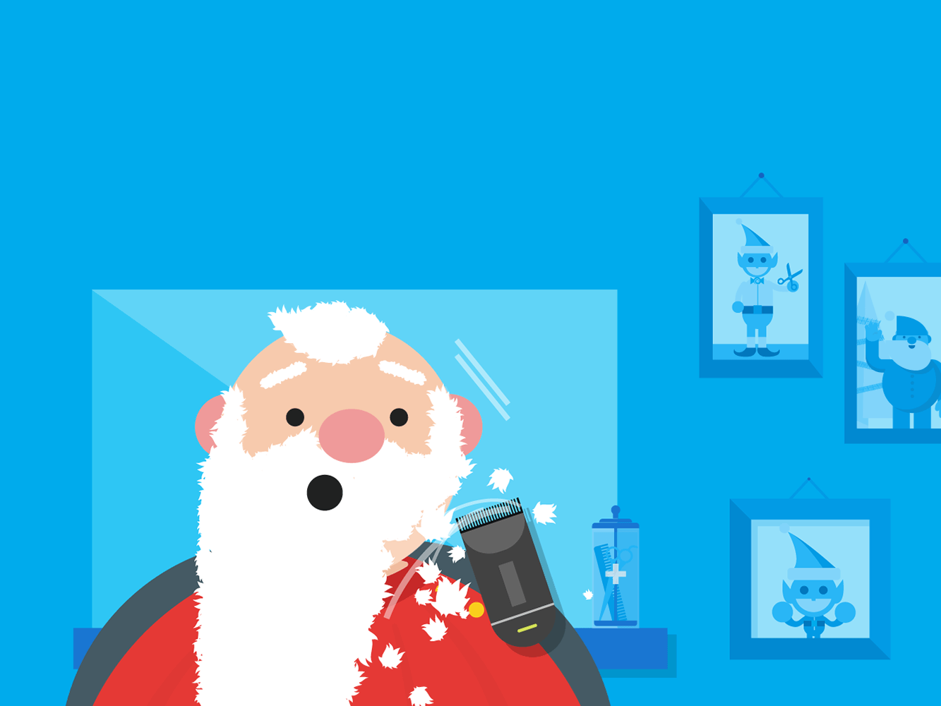 Santa Tracker Coloring With Selfie Google