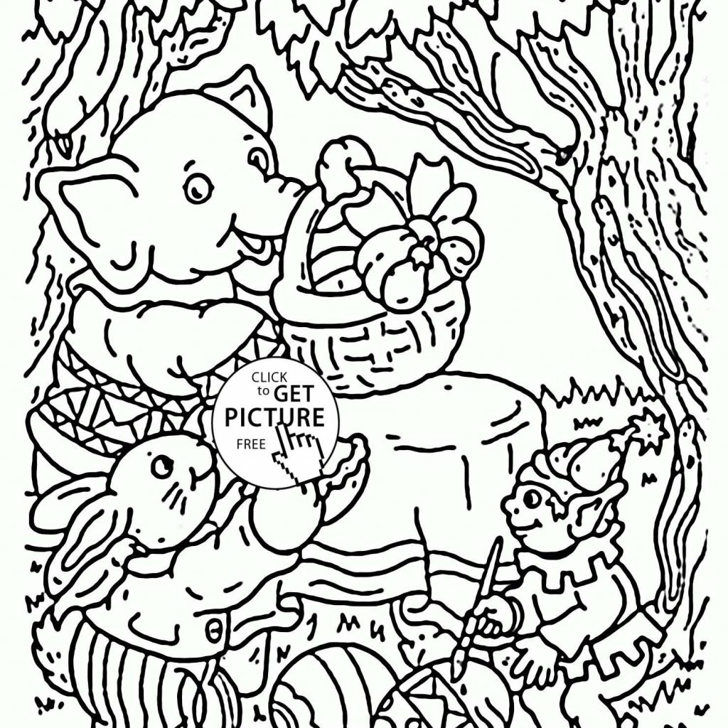 Scooby Doo Christmas Coloring Pages Printable With Free