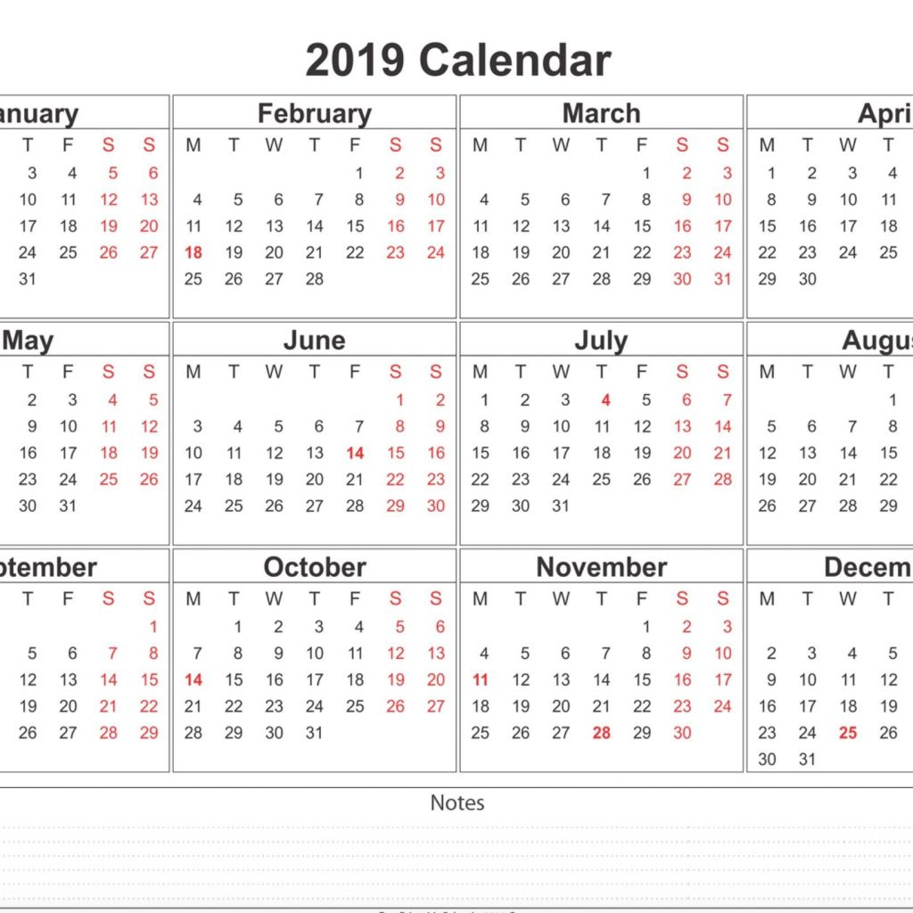 Tamil New Year 2019 Calendar With Weekly Printable Calendar2019