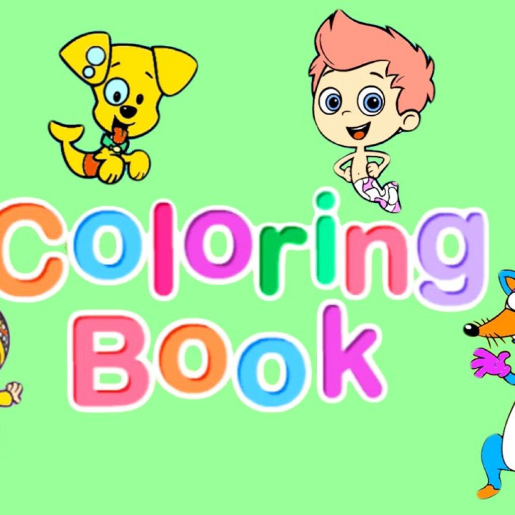 Team Umizoomi Christmas Coloring Pages With Nick Jr Book Pt 2 Bubble Guppies Dora