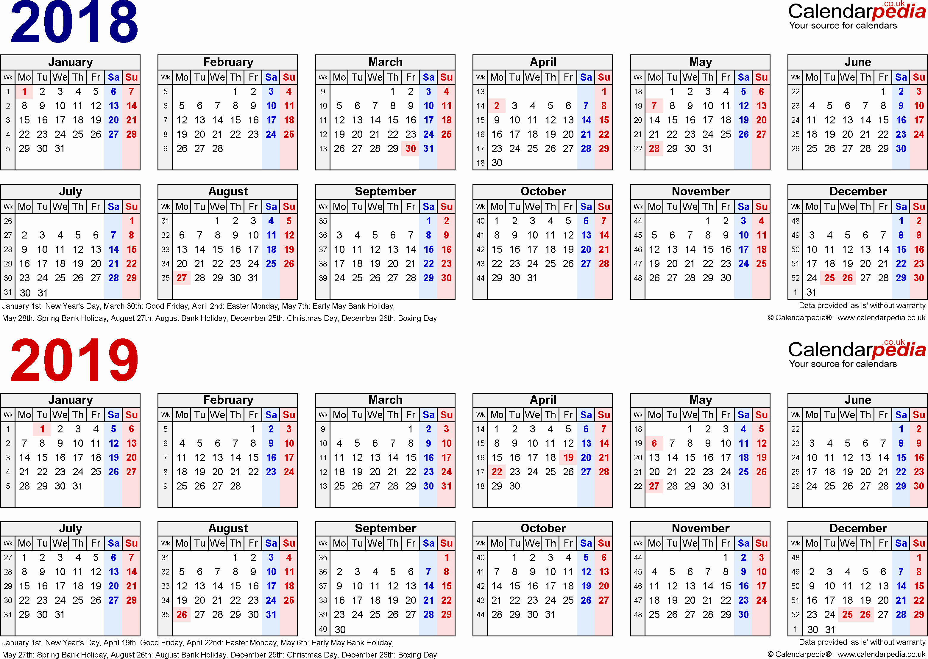 two-year-calendar-2019-and-2020-with-3-2018-to-calendars-for