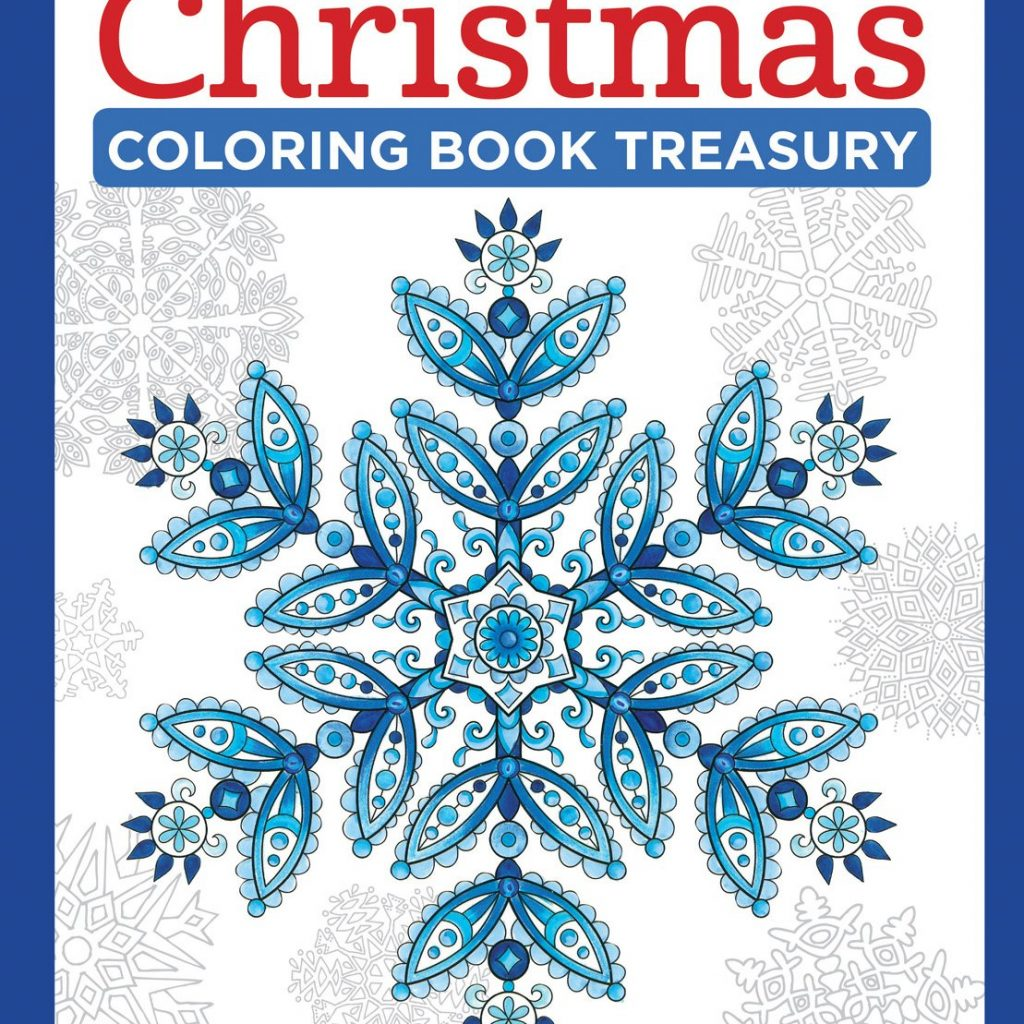 Ultimate Christmas Coloring Book Treasury With Amazon Com Color The