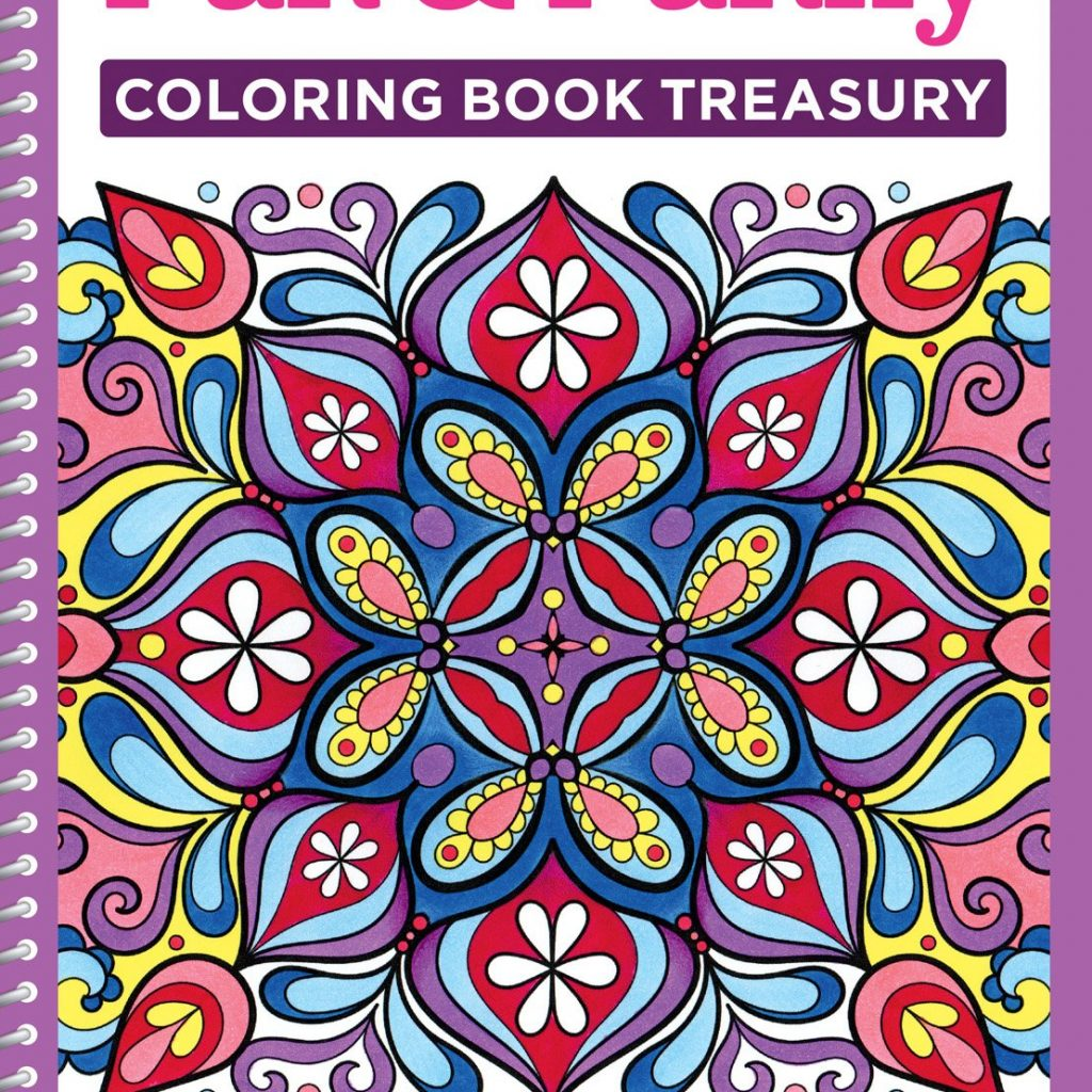 Ultimate Christmas Coloring Book Treasury With Fun Funky Designs To Energize And Inspire