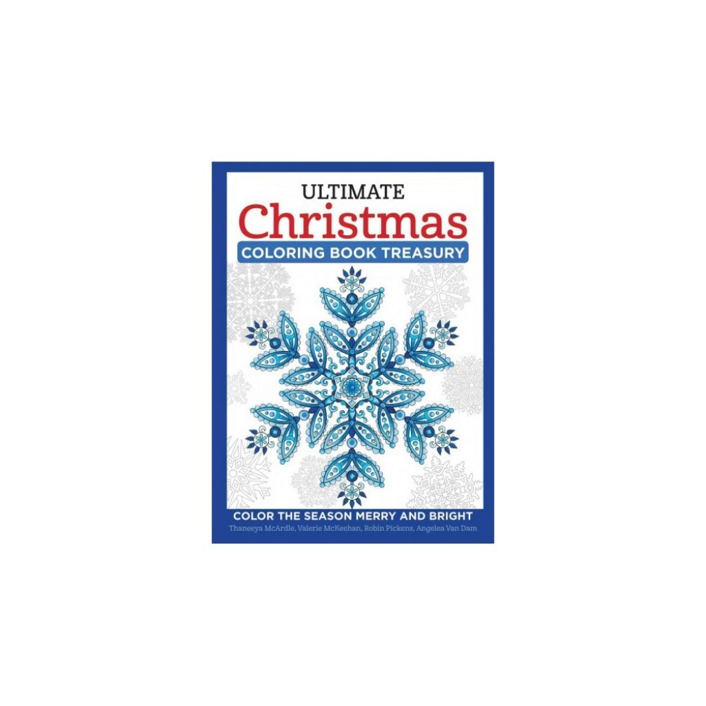 Ultimate Christmas Coloring Book Treasury With ISBN 9781497202504