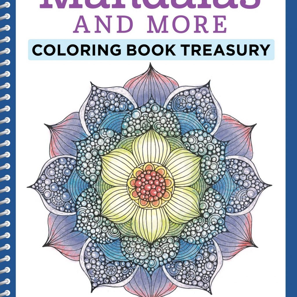 Ultimate Christmas Coloring Book Treasury With Mandalas And More Fox Chapel Publishing
