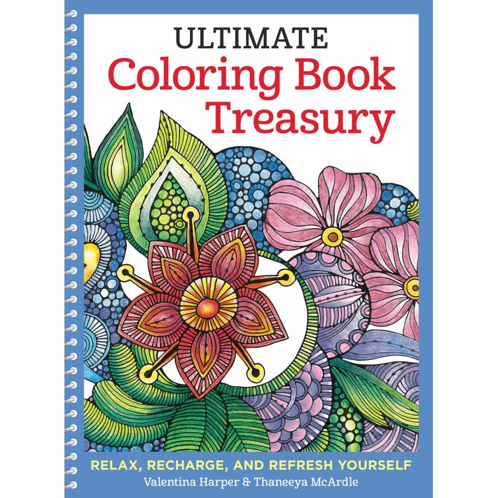 Ultimate Christmas Coloring Book Treasury With Walmart Com