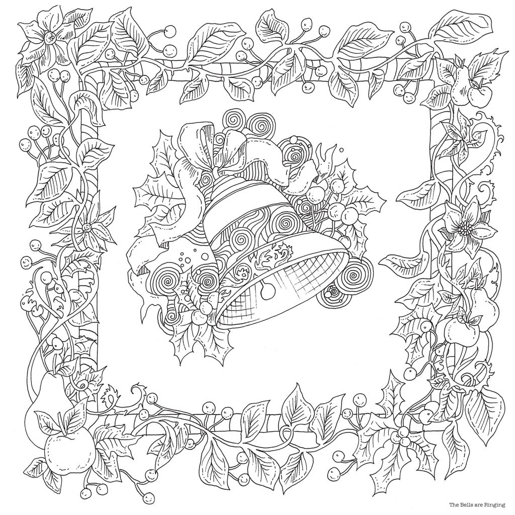 Victorian Christmas Coloring Book With Amazon Com The Magical A Colouring 9781405925136