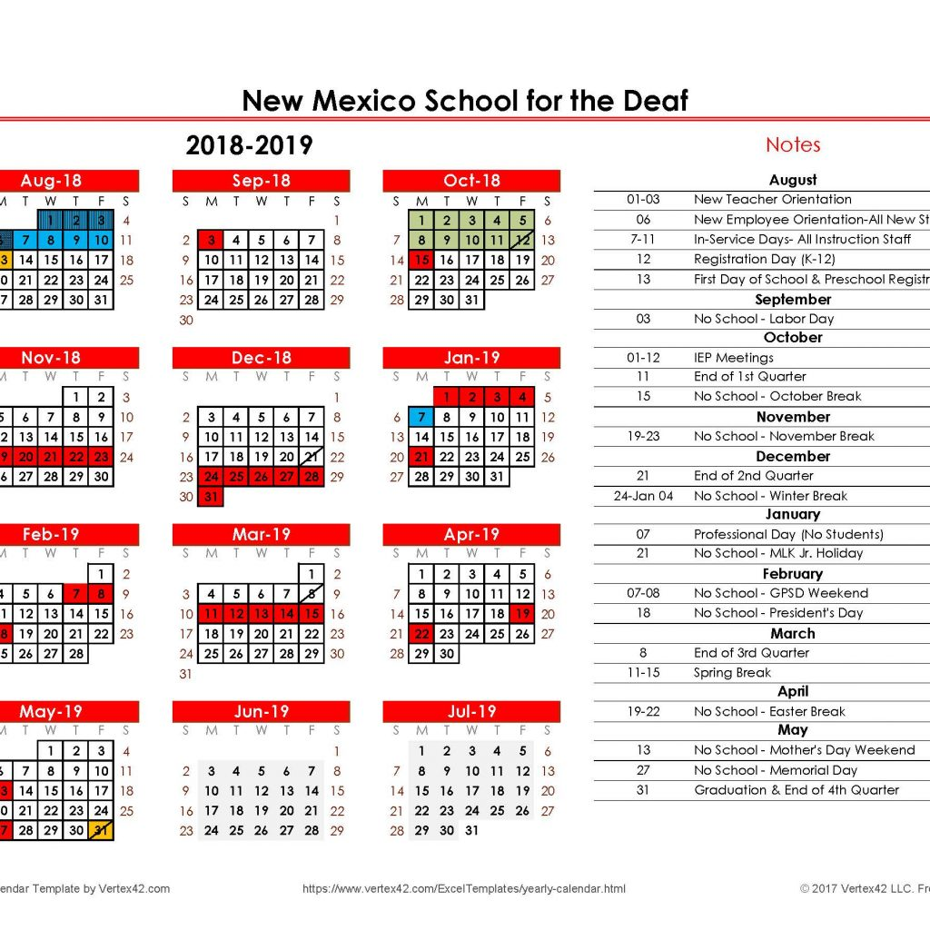 vietnam-school-year-calendar-2019-with-calendars-new-mexico-for-the-deaf