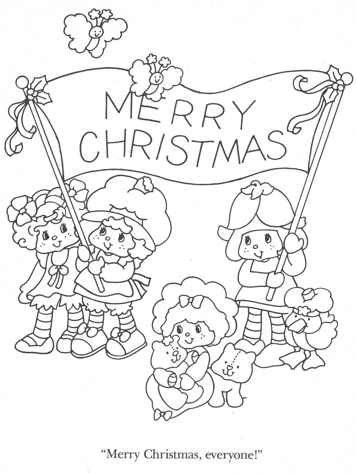 Vintage Christmas Coloring Book Pages With Pin By Berry Happy Home On Fun Colouring