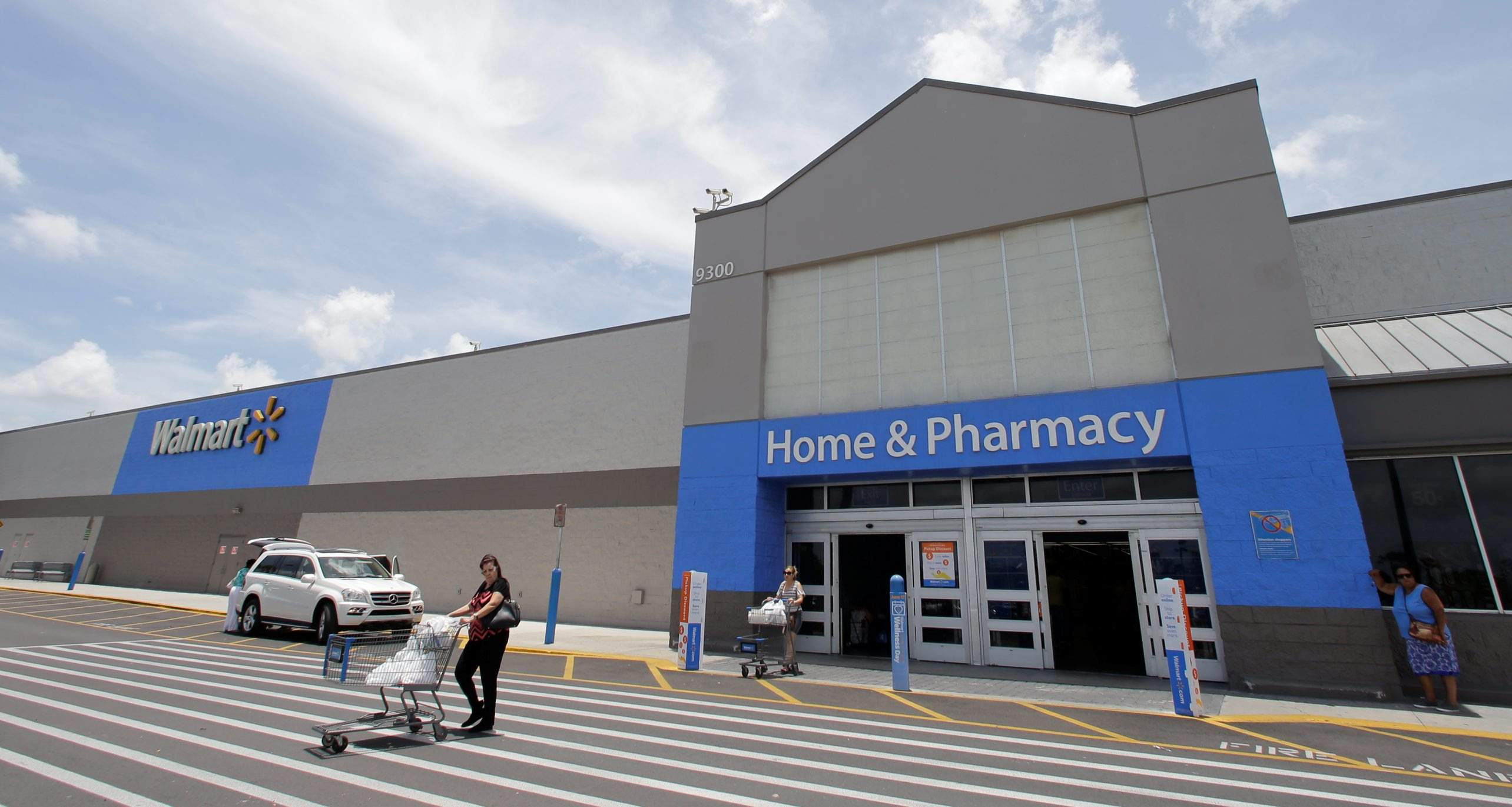 Walmart Fiscal Year 2019 Calendar With Sees The Future And It Is Digital
