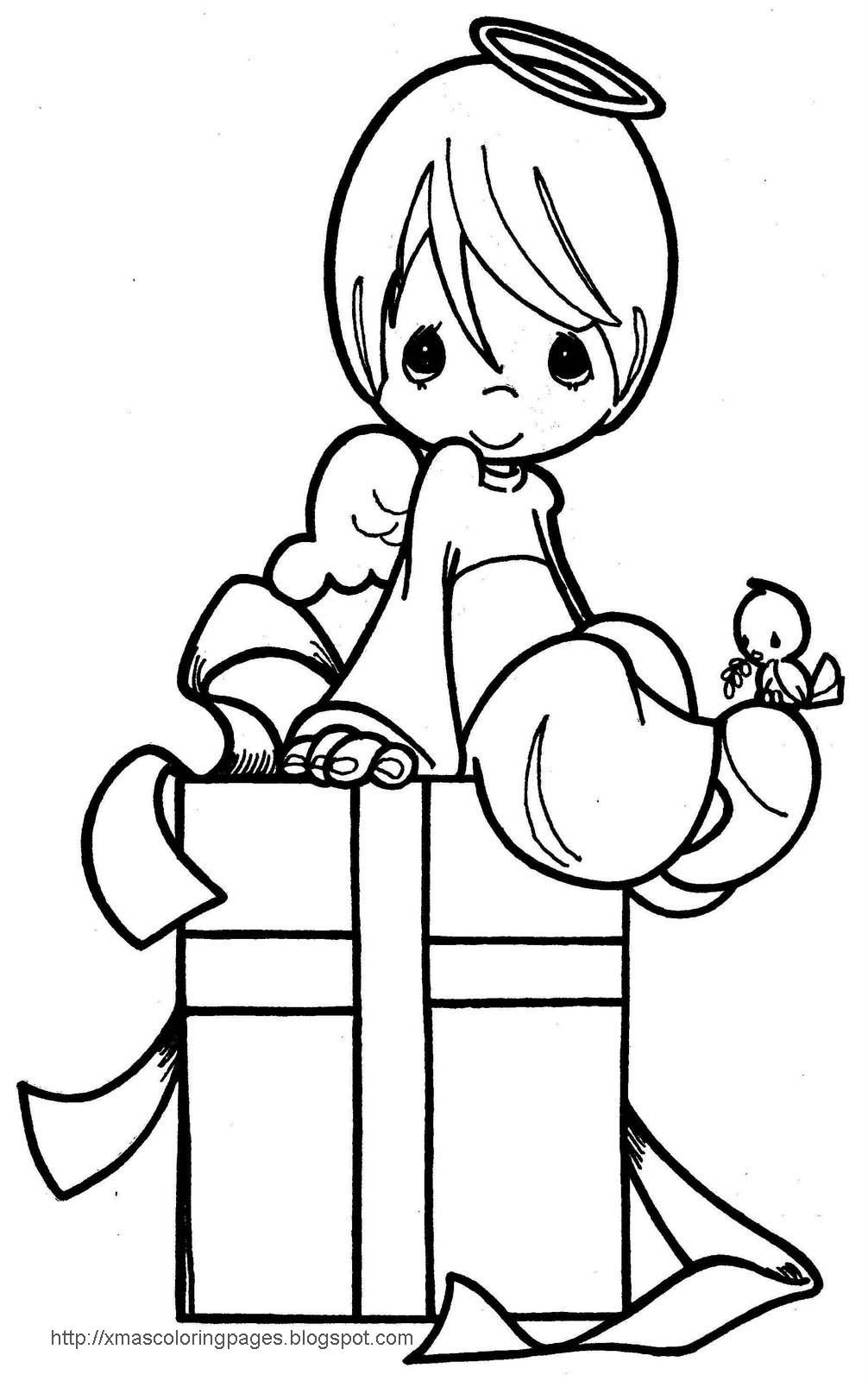 Xmas Coloring Pages Printable With Hundreds Of Free And Activity