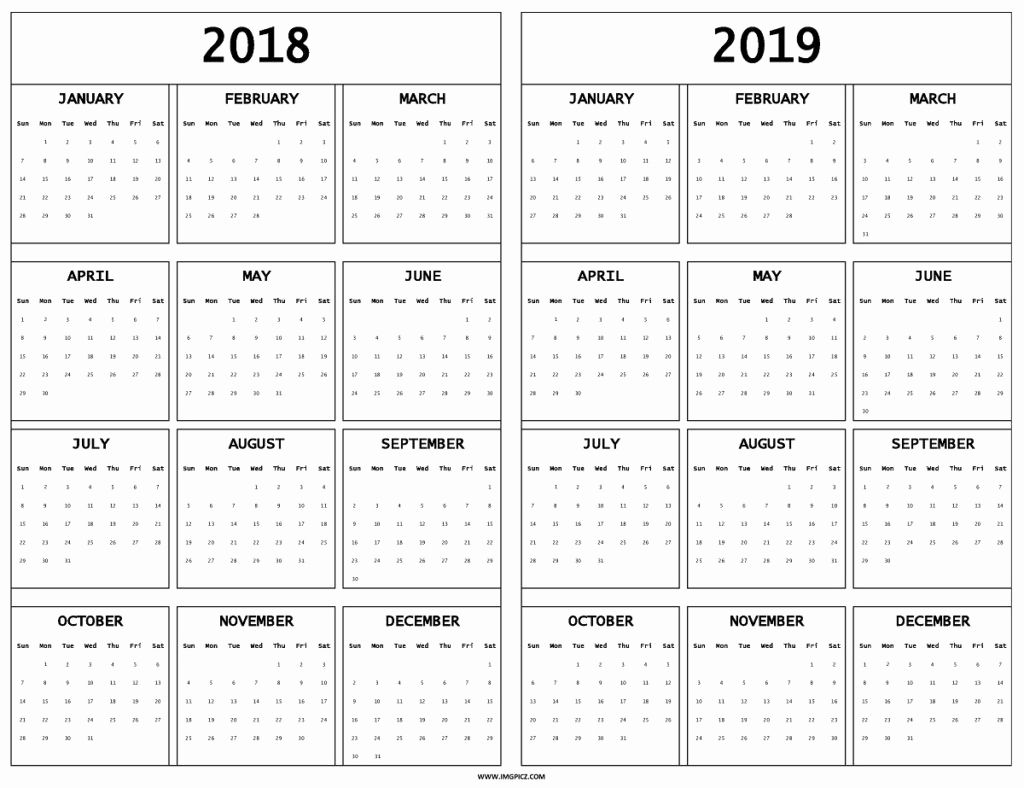 Year 2019 Calendar Nz With March Format Example