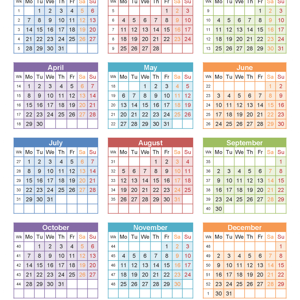 Year 2019 Holidays Calendar With India And Festivals Pdf Hype Journey