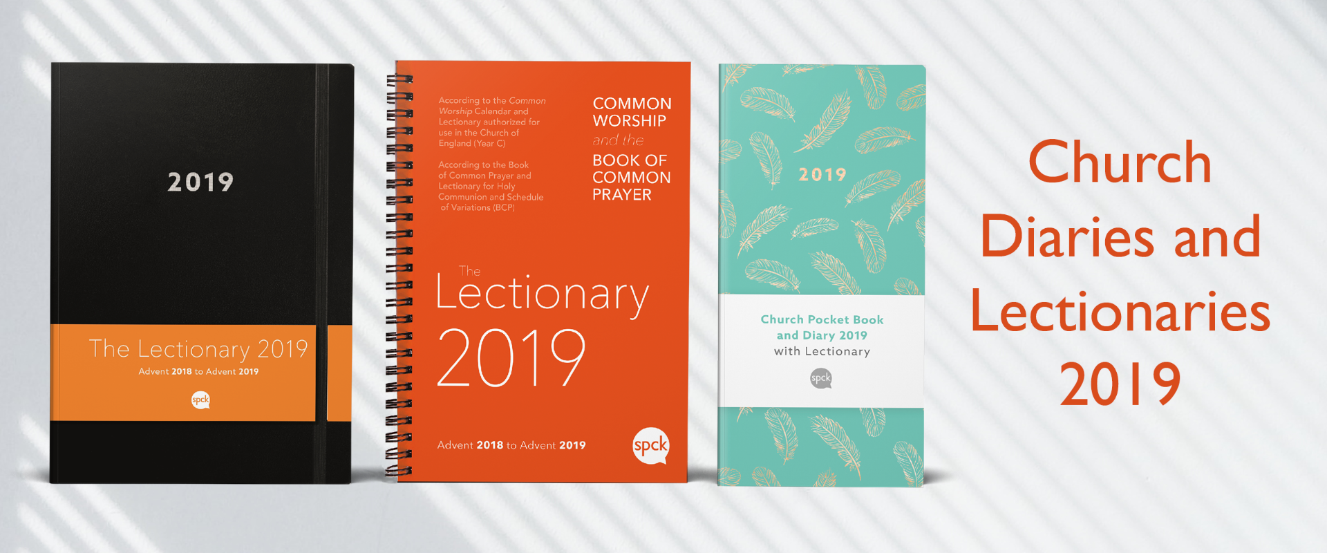 Year C 2019 Church Calendar With Diary And Lectionary SPCK Publishing