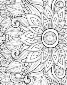 12 best Adult Coloring Books   Pages images on Pinterest in 12 ...