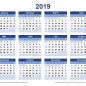 12 Calendar Templates and Images