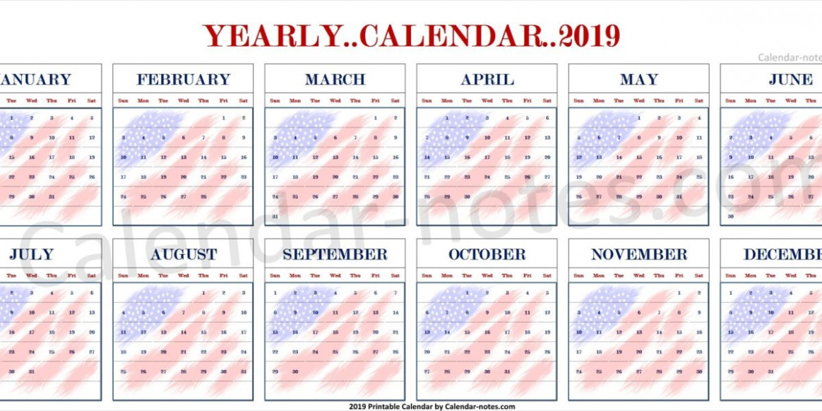 14 Year Calendar Australia | Download Free Calendar 14 To Print - Australian 2019 Year Calendar