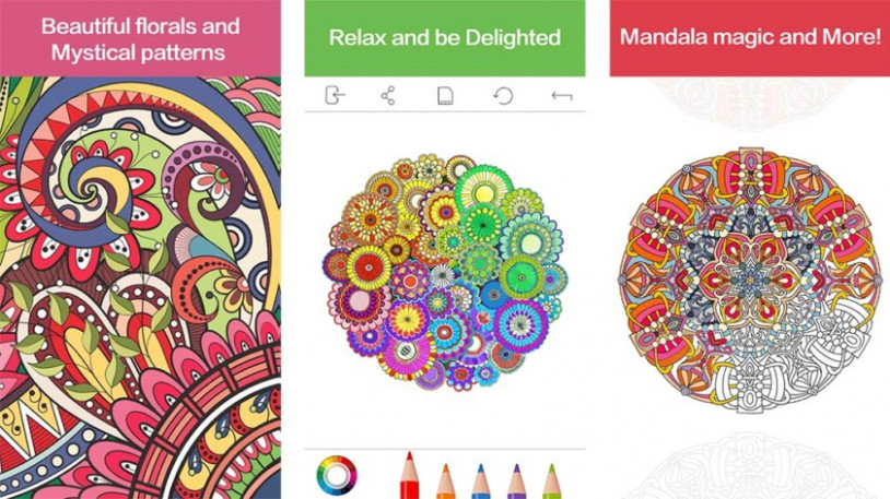16 best adult coloring book apps for Android – Android Authority – app coloring book