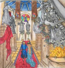 16 best Game of thrones coloring book images on Pinterest in 16 ..