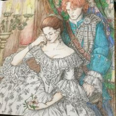 16 best Outlander Coloring Pages images on Pinterest | Coloring ...