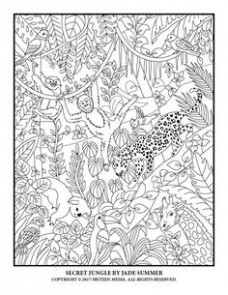 17 best jade summer images on Pinterest in 17 | Coloring pages ...