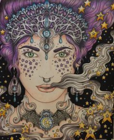 17 Best magical dawn images in 17   Coloring books, Coloring ..