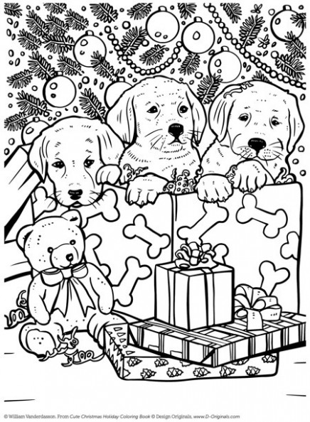 18  Christmas Coloring Books to Set the Holiday Mood