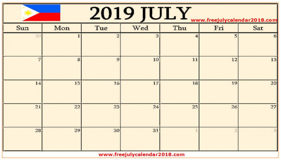 ✅ 18  Free July 18 Calendar Printable Blank Templates Holidays ..