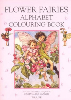 18: The Flower Fairies Alphabet Colouring Book - AbeBooks ...