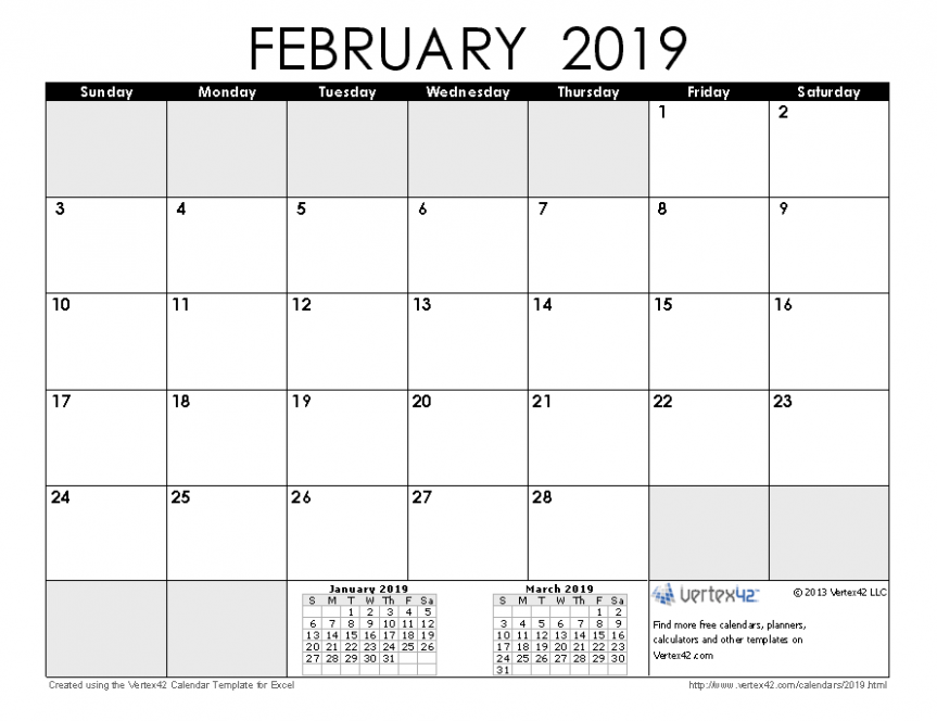 19 Calendar Templates and Images – Year 2019 Calendar Australia