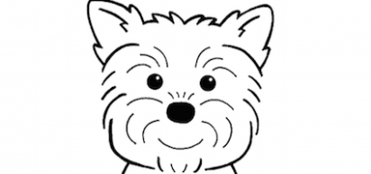 19 Coloring Books for Dog Lovers