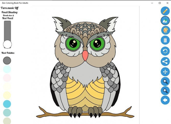 20 best Windows 20 adult coloring book apps – zen coloring book app