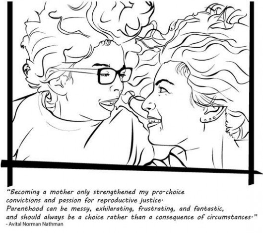 A feminist coloring book that you'll want to share with your kids – feminist coloring book