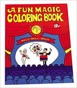 A Fun Magic Coloring Book: Fun Incorporated: Amazon
