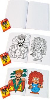 A Fun Magic Coloring Book – Kids Magic – China Magic Shop – Magic ..
