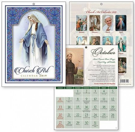 a life of grace the journey to sainthood. cts calendar 16. amazing ...