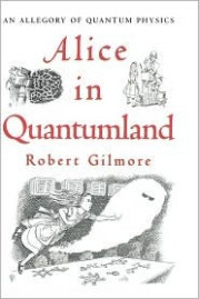 Alice in Quantumland: An Allegory of Quantum Physics by Robert Gilmore – quantum physics coloring book