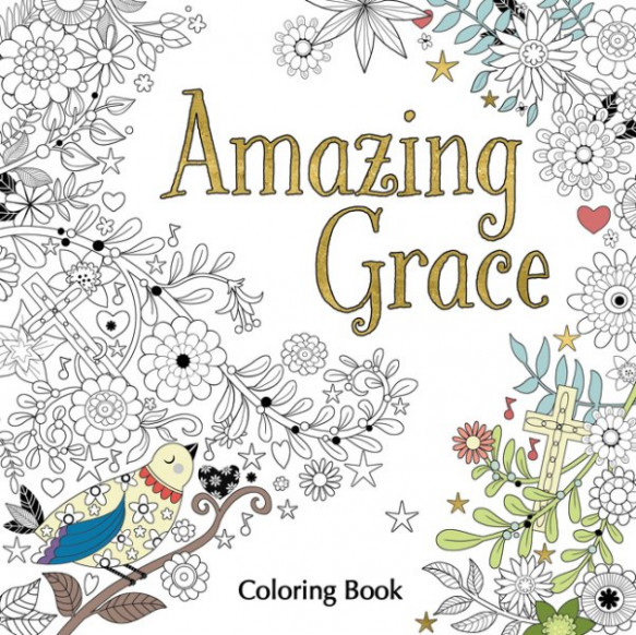 Amazing Grace Coloring Book | Garratt Publishing – is coloring book a christian