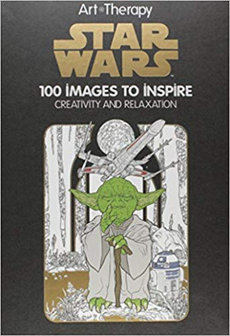 Amazon.com: Art of Coloring Star Wars: 16 Images to Inspire ...