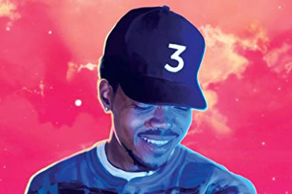 "Amazon.com: Chance The Rapper - Coloring Book - Poster ""12 x 12 ..."