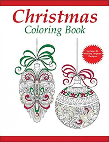 Amazon.com: Christmas Coloring Book: A Holiday Coloring Book for ...